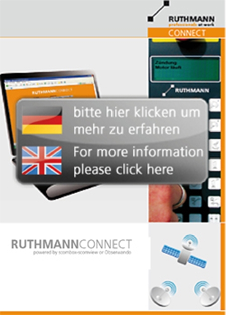 Ruthmann Connect Broschüre Cover